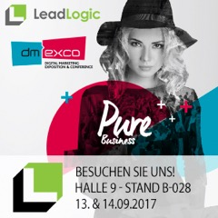 LeadLogic-DMEXCO-Messe-Leadgenerierung