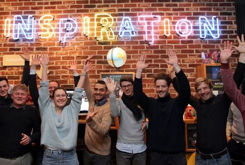 Vortrag LeadLogic CEO bei Microsoft in der Digital Eatery